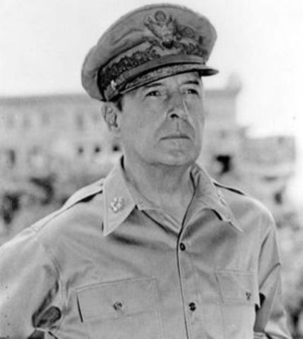 MacArthur promises return