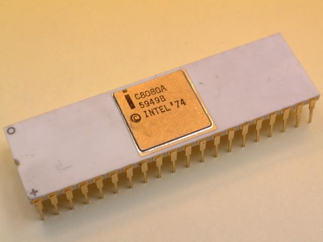 Intel 8080 1 Apr 1974