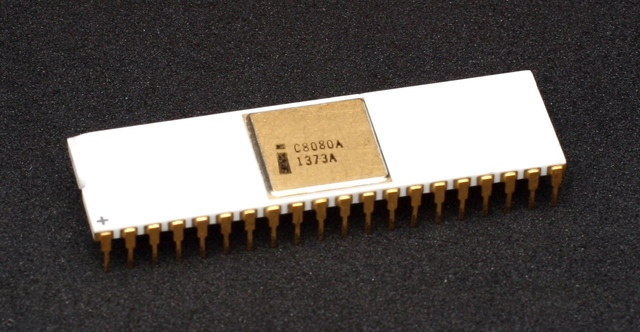 Intel 8080 21 Apr 1974