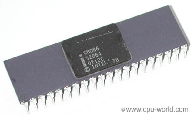 i8086, i8088