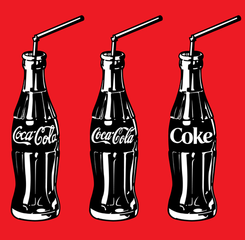 Coca-Cola First Sold In Bottles