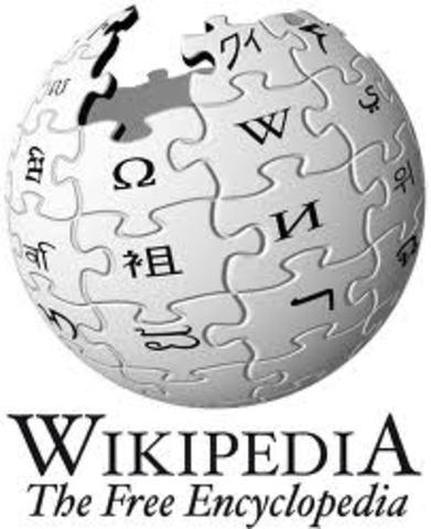 Wikipedia launch
