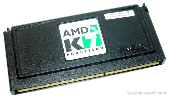 "AMD Athlon K7 ""Thunderbird"" 5 Jun 2000"