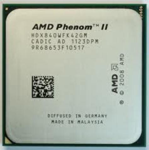 AMD Phenom II 14 Dec 2008