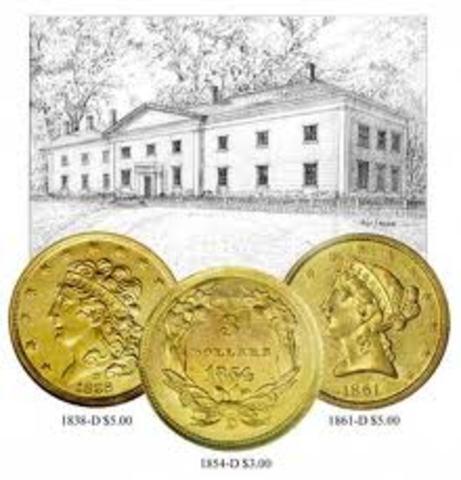 Danlohonega gold rush