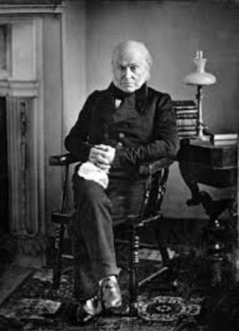 Election fo John Quincy Adams