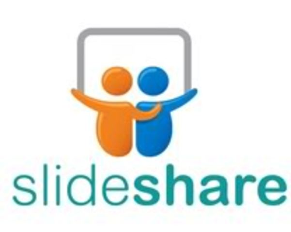 Used Slideshare for Research and Planning
