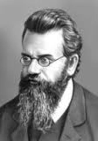 170 лет назад родился Людвиг Больцман, австрийский физик-теоретик