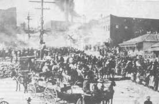 Huelga de Cananea y Rio Blanco