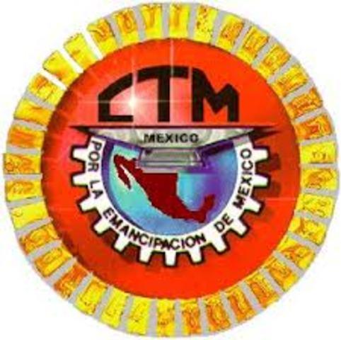 Congreso Constituyente de la CTM