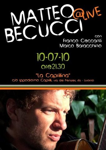 Live concert @Livorno