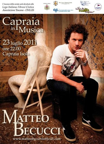Live concert @Capraia (LI)