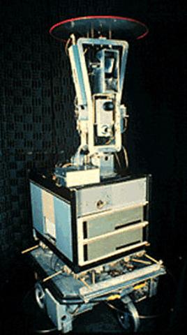 1st mobile robot
