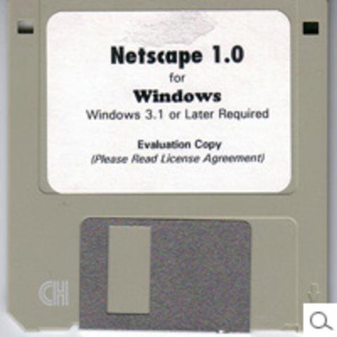 NETSCAPE COMMUNICATION