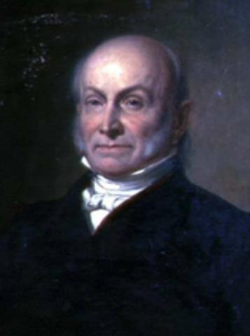 Election of John Quincy Adam