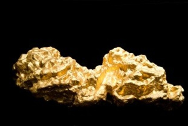 Gold is Discovered