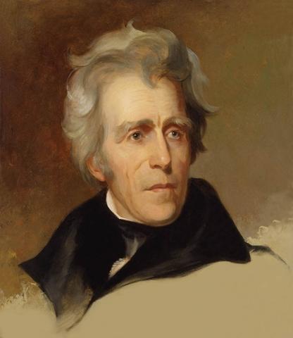 Election of Andrew Jackson