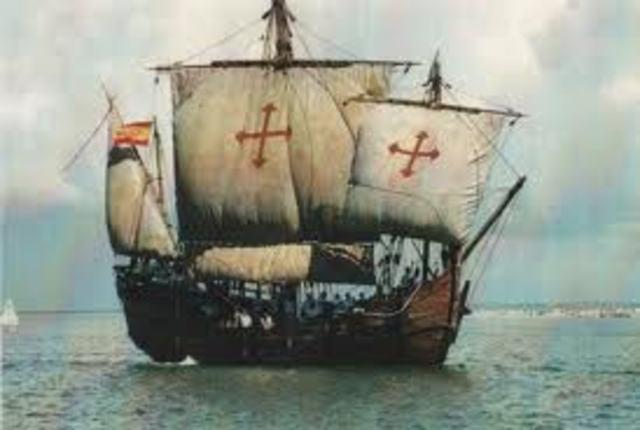 Columbus's First Voyage
