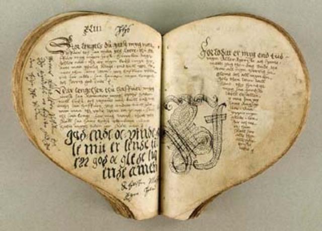 folkeviser (Middelalderen) Dansk