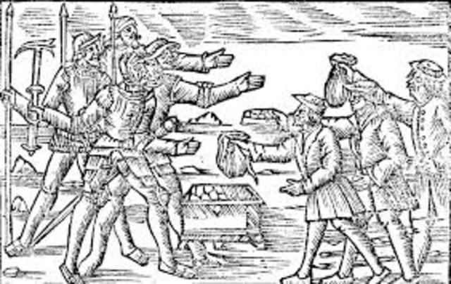 udvikling af magt fra vikingetiden og middelalderen