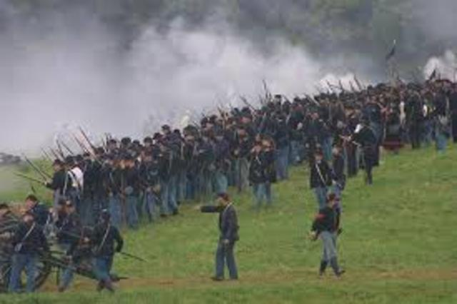 Day One of the Battle of Gettysburg