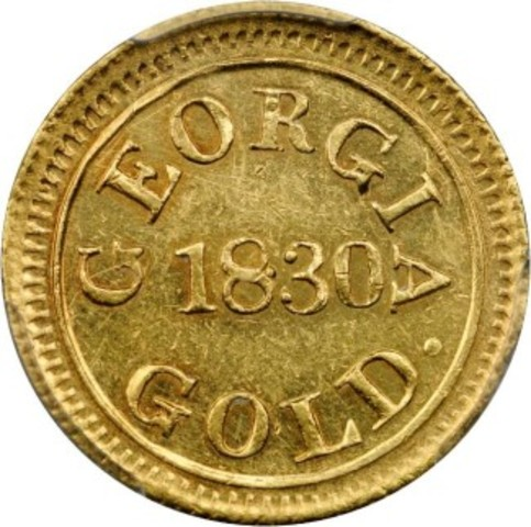 Gold is discoverd in the Cherokee Nation triggering America's fisrt gold rush