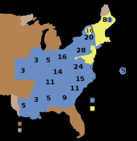 Election of Jackson