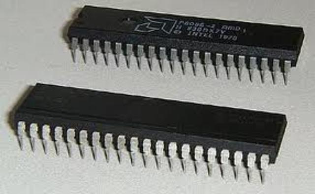 Los Intel 8086 y 8088