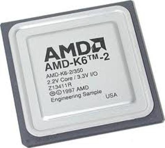 Los AMD K6 y AMD K6-2