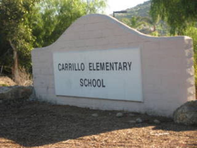 I started teaching at Carrillo Elementary