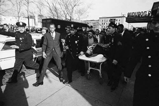 Malcolm X Assasinated
