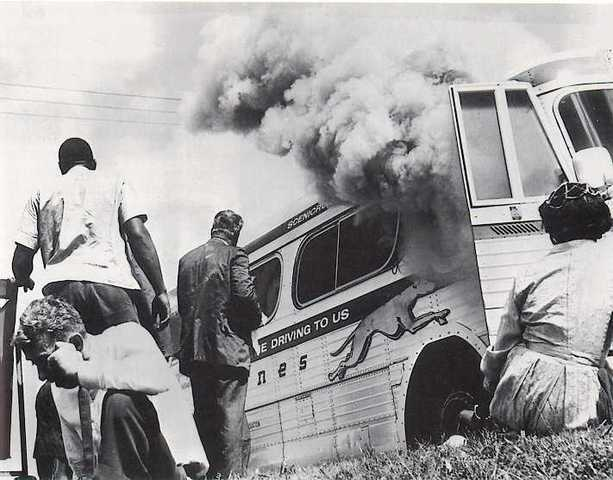 Attack on Freedom Riders