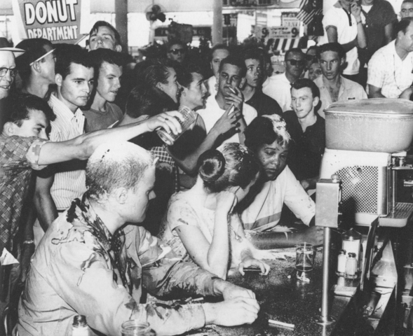 Woolworth sit-ins