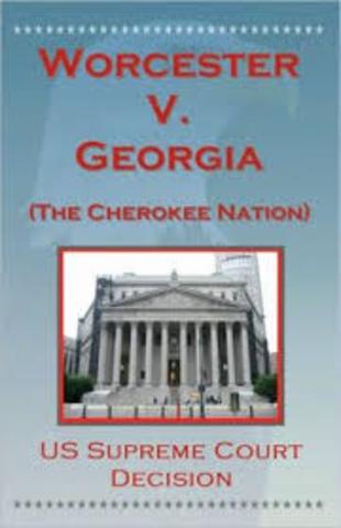 worchester vs georgia