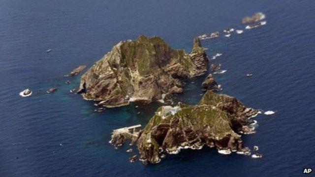 Takeshima Islands Administeref