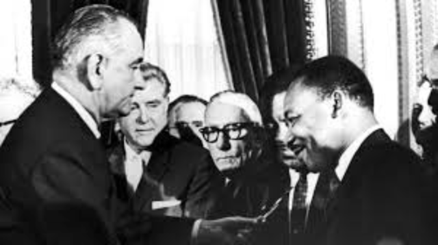 Civil Rights Act 1965