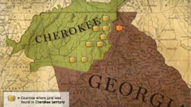 Gold Rush of 1829