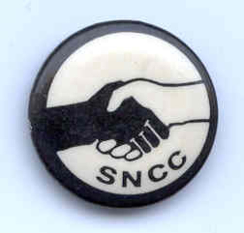 The SNCC is Created