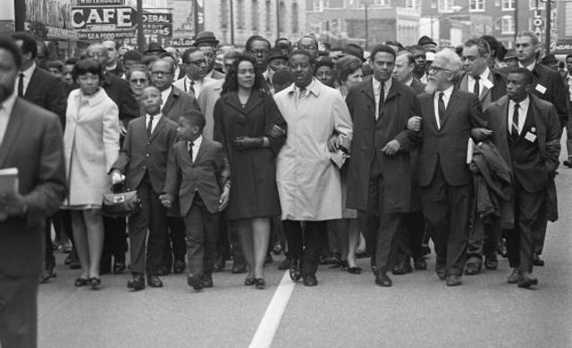 The Civil Rights Act of 1968 is Passed