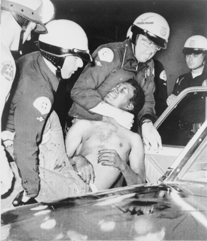 Los Angeles Race Riots 1965