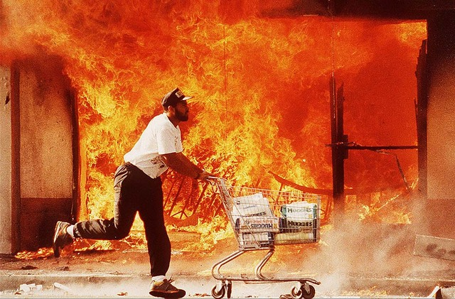 Los Angeles Race Riots of 1992