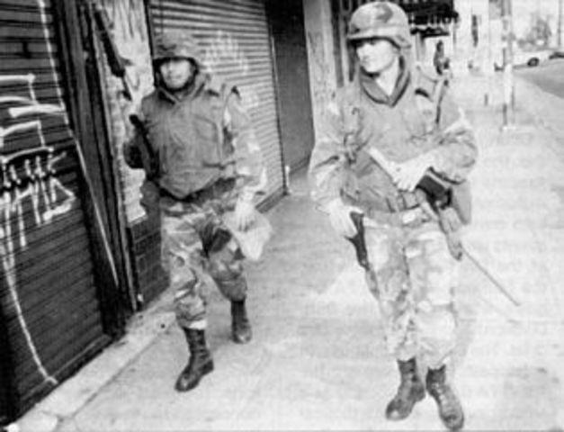 1992 Los Angeles Race Riots