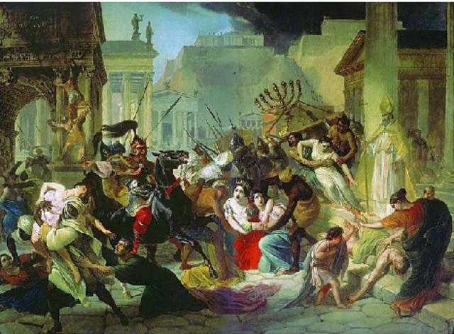 Ocupación Romana de la Península Ibérica 250 a.C