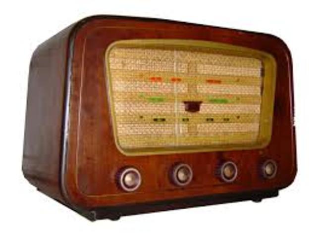 Radio Advert.