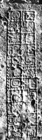 Egyptian hieroglyphics (3300 B. C)