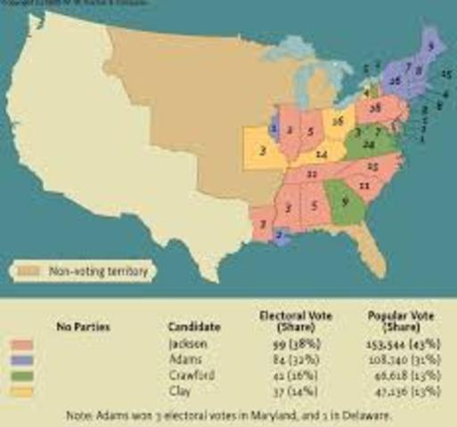 Election of 1824-Corrupt Bargain
