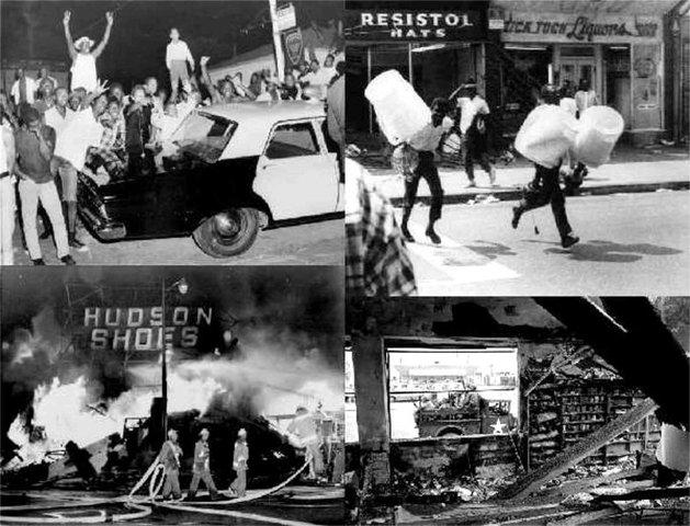 Los Angeles Race Riots