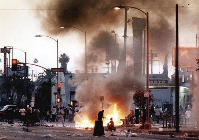 The LA Race Riots of 1992
