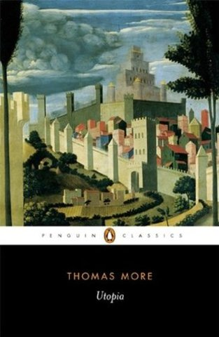 1516 Thomas More's Utopia is published