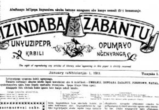 African- Newspaper